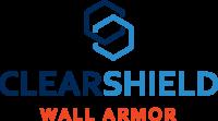 clearshield canvas wall armor logo